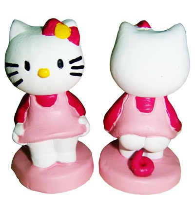 caganer-hello-kitty
