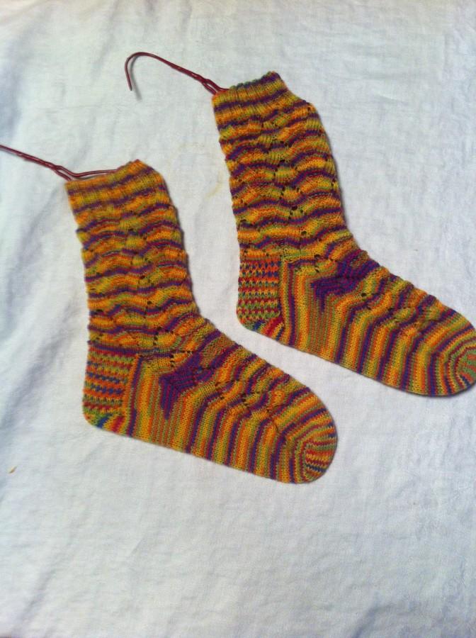 Herself's Monkey Socks
