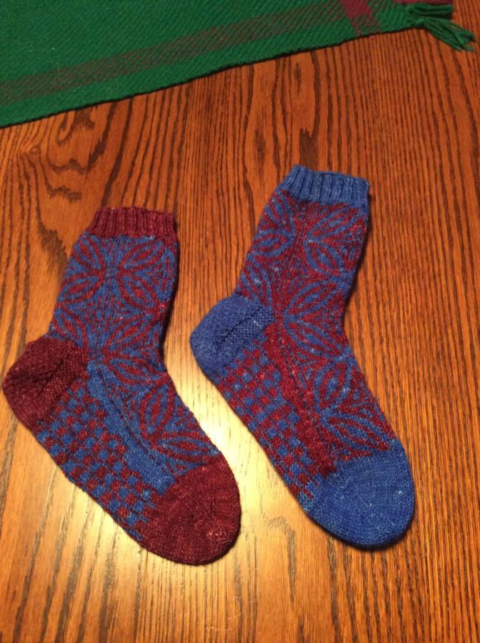 Alhambra Socks