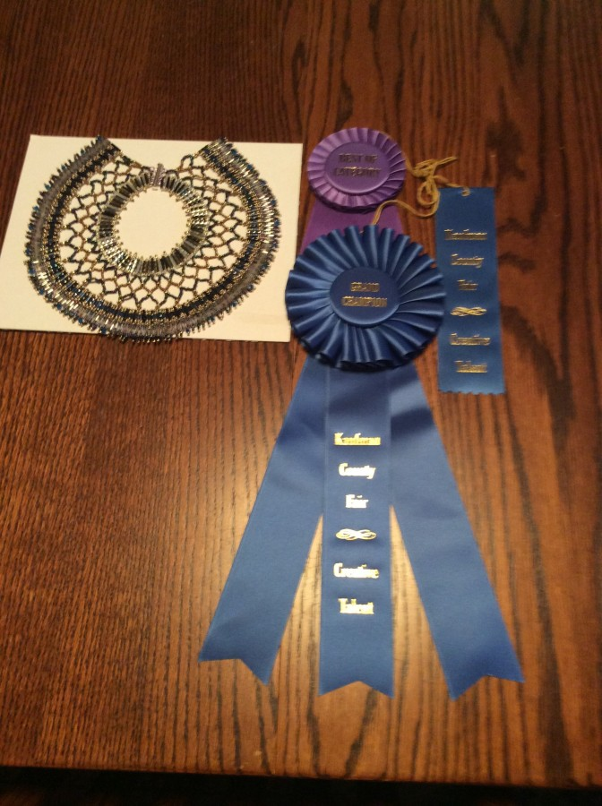 fair - jewelry ribbons