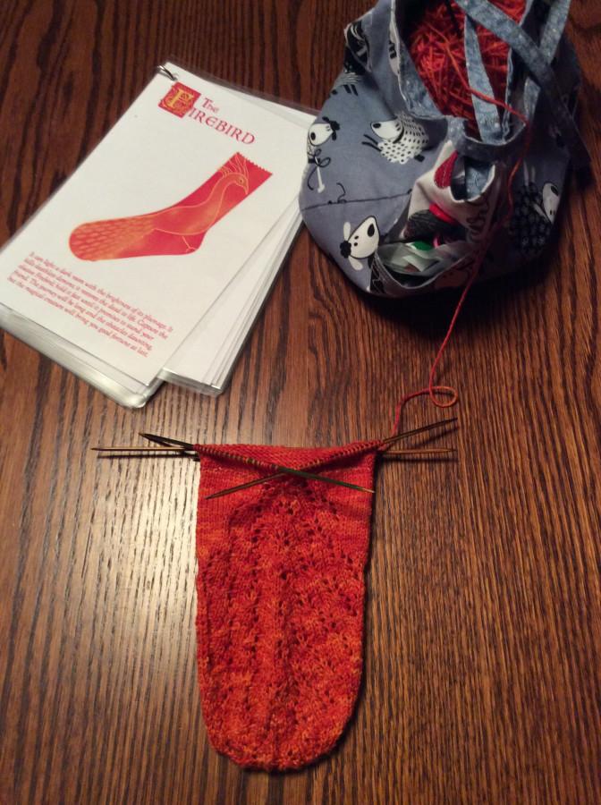 Firebird foot