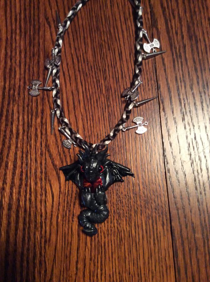 Alduin necklace