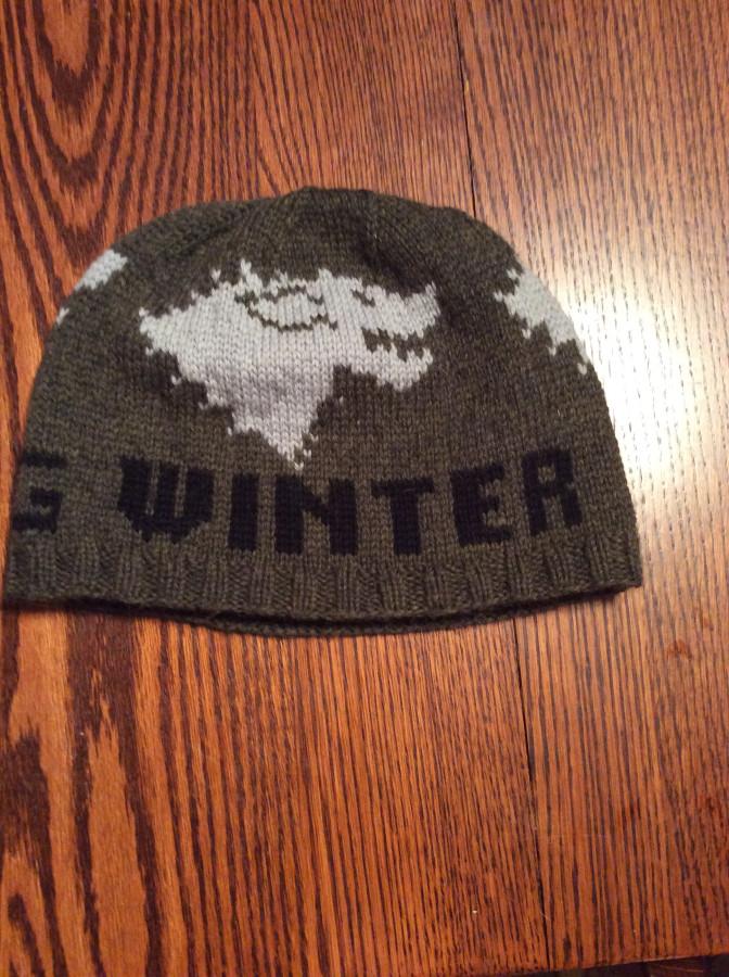 GoT hat front