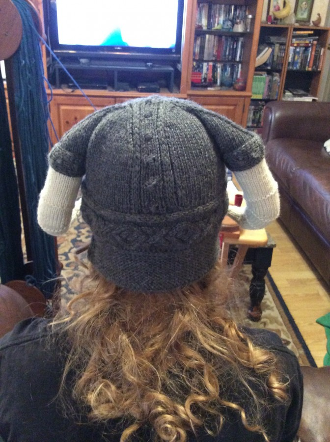 Skyrim hat back