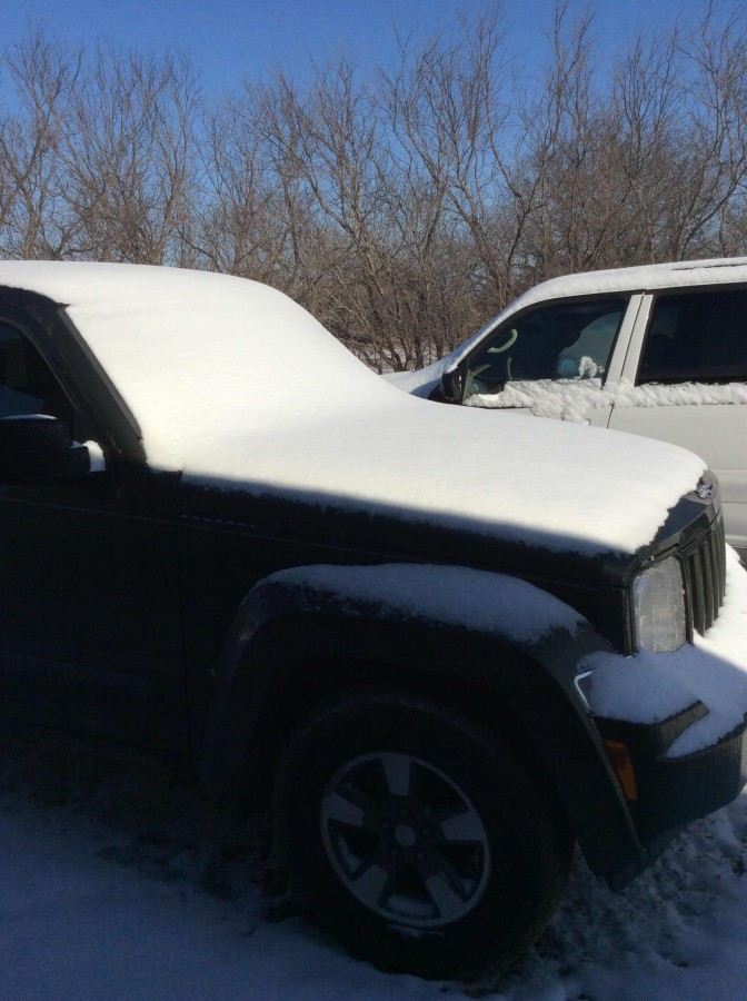 Snow - Jeep