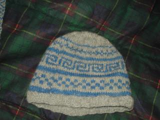 Shetland cap