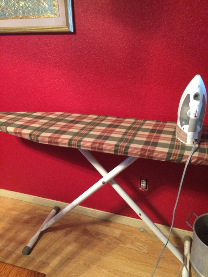 cover - ironing board