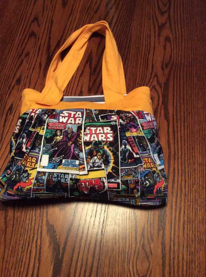 2015 Star Wars Bag