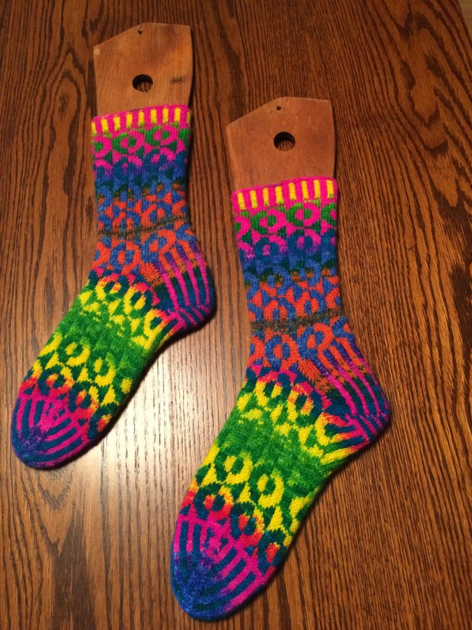2015 Yaacov socks V.2.0 other side