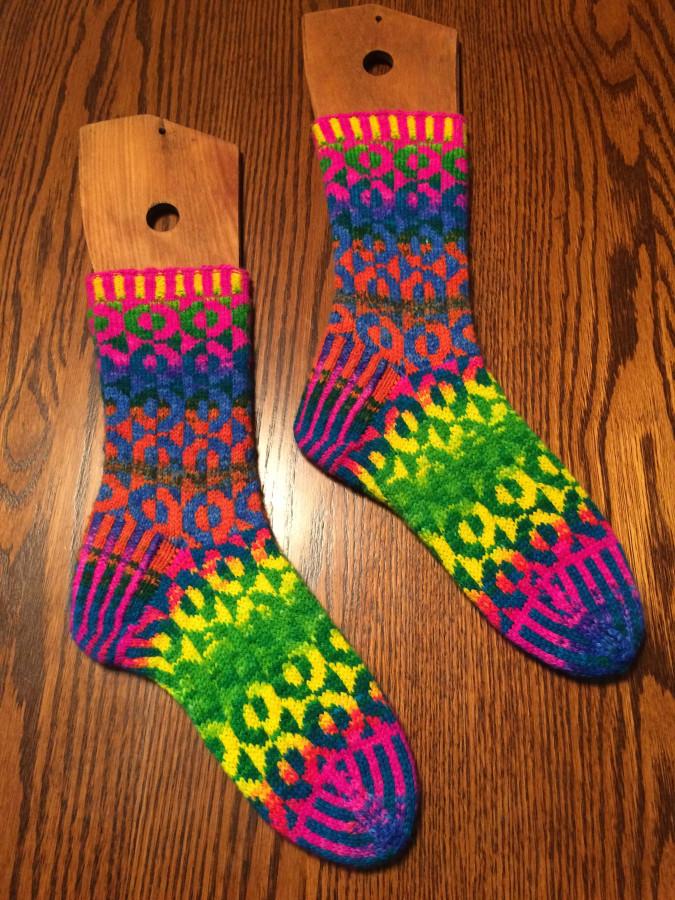 2015 Yaakov Socks V.2.0