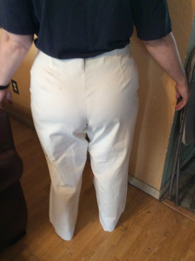 2016 Pants block back