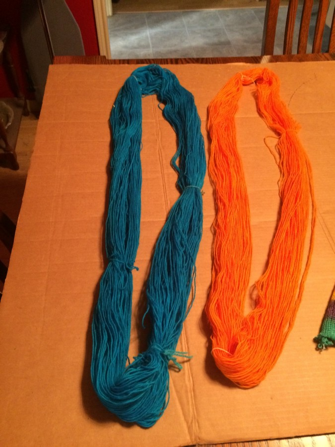 2016 Quantum Paratsox yarn