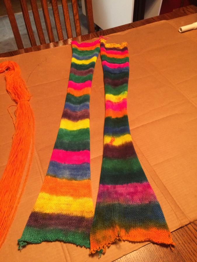 2016 Yaakov sock blanks