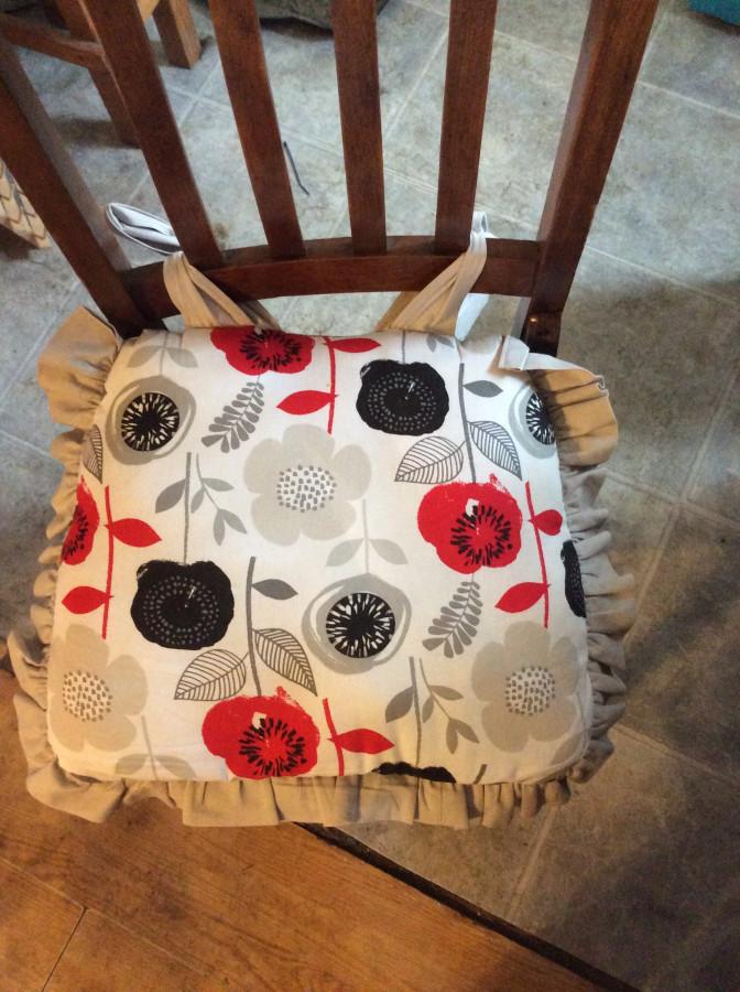 2016 sewing chair cushion