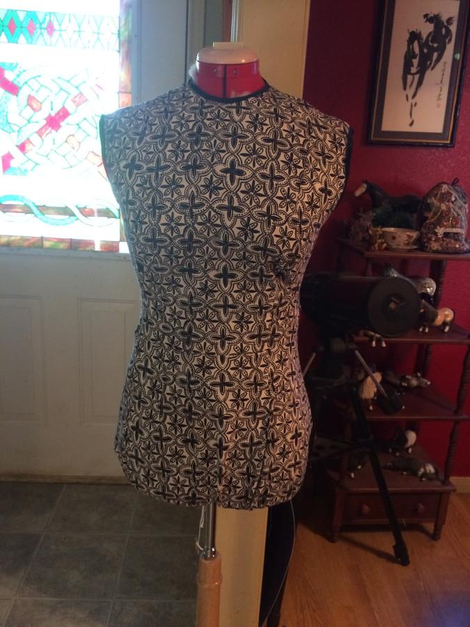 dressform C front