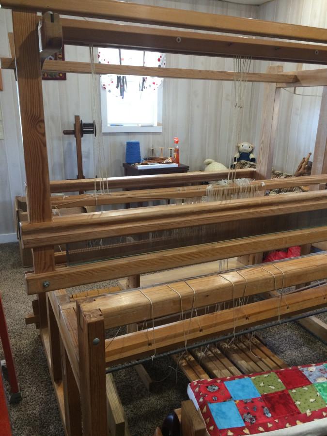 loom facing window