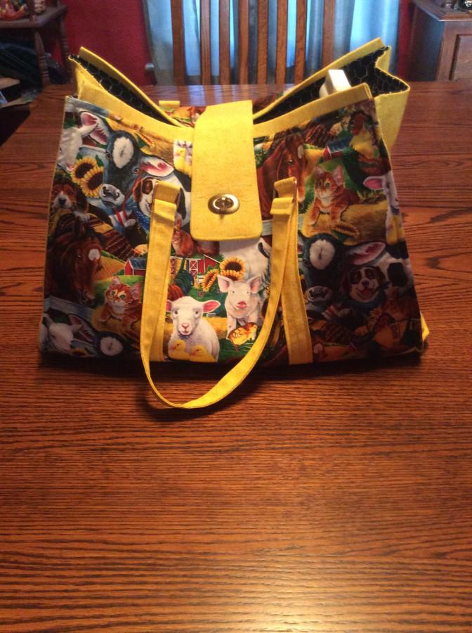 Critter Bag Side