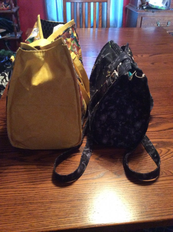 Bag Comparison end