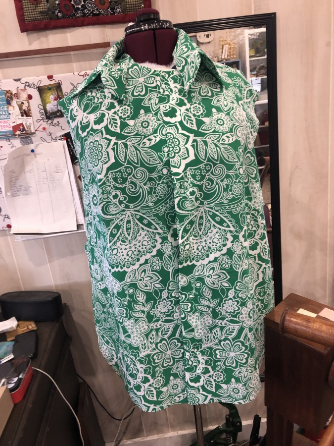 lutterloh shirt green