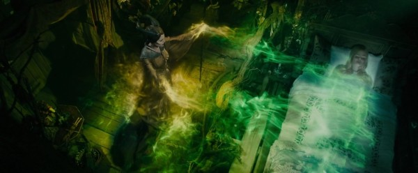 Meta Monday Gold And Green Magic In Maleficent 2014