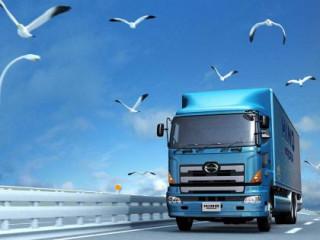 Доставка грузов из Европы.