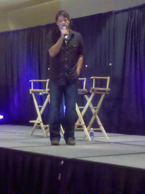 Misha na NJCon por @ adinarj