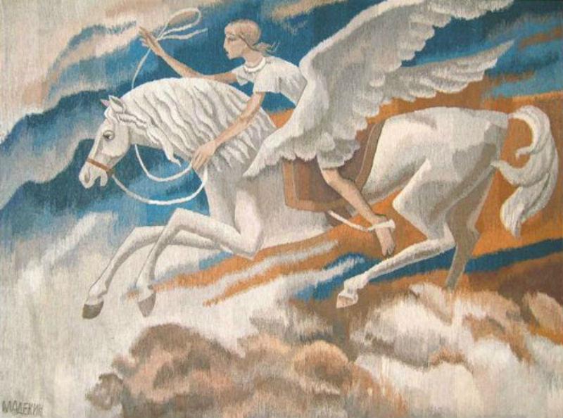 Андрей Мадекин -  Полёт Пегаса.jpg