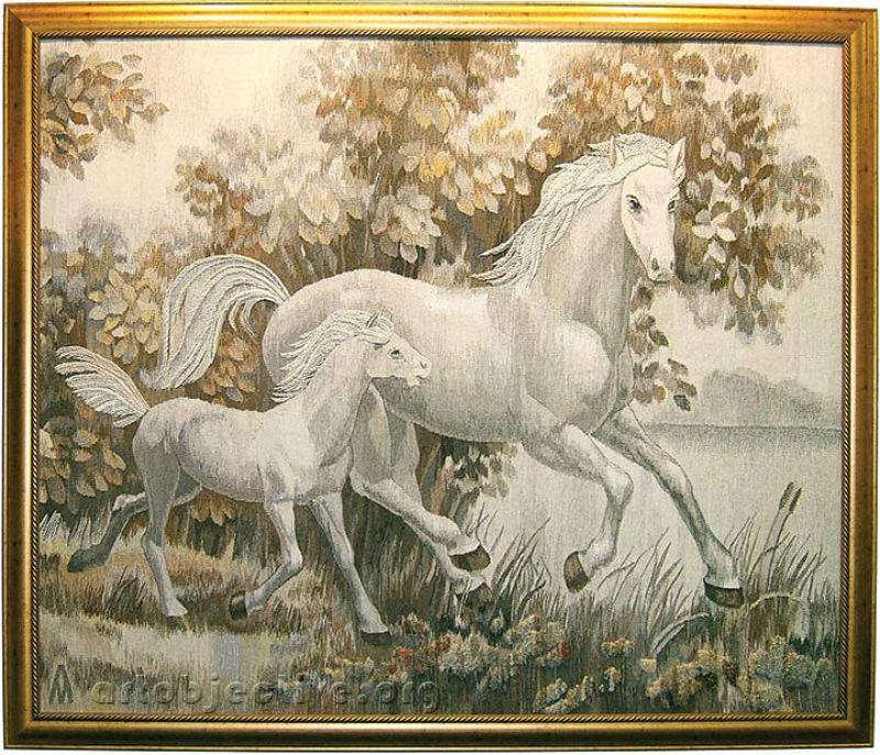 Андрей Мадекин - Белые лошади.jpg