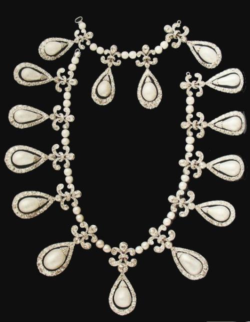 17 - жемчужное ожерелье из Кабинета Его Величества.jpg