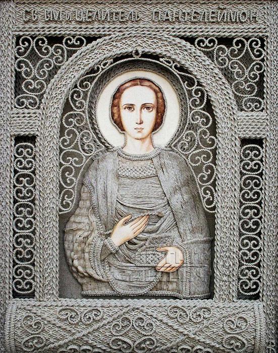 9-Святой Великомученик Пантелеймон Целитель.jpg