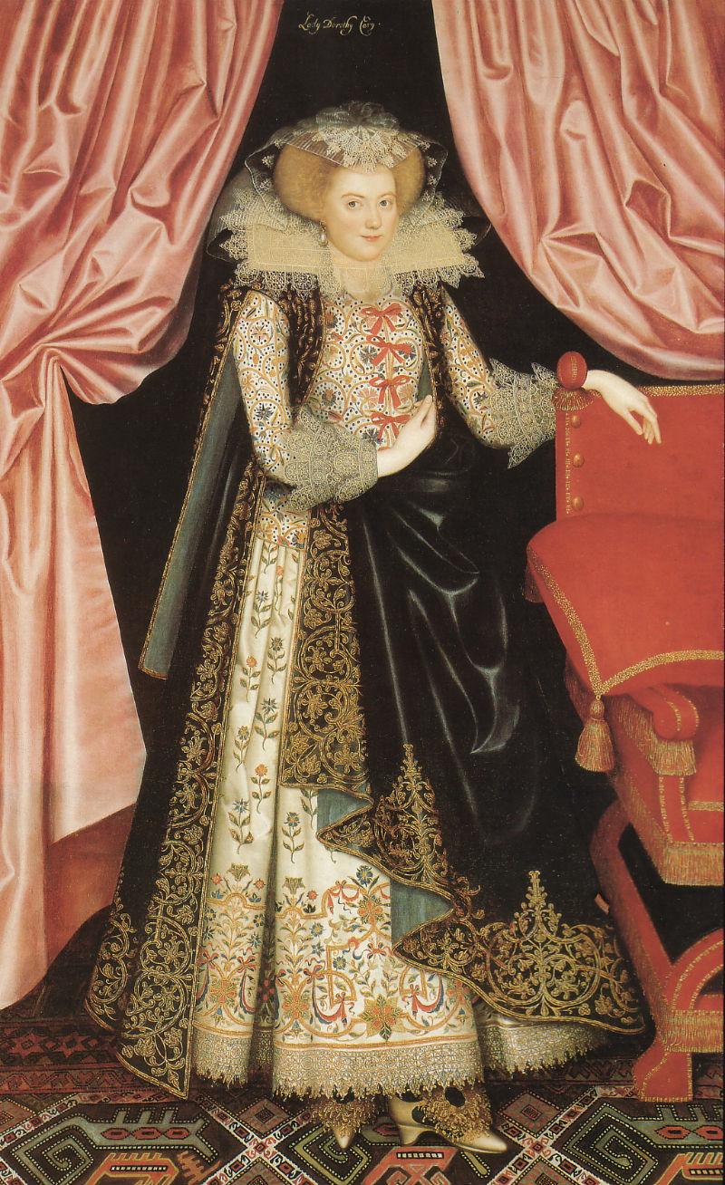 Larkin - Traditionally called Dorothy Cary later Viscountess Rochford c.jpg