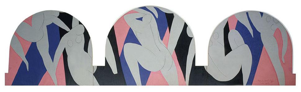 Анри Матисс - Парижский танец (1932).jpg