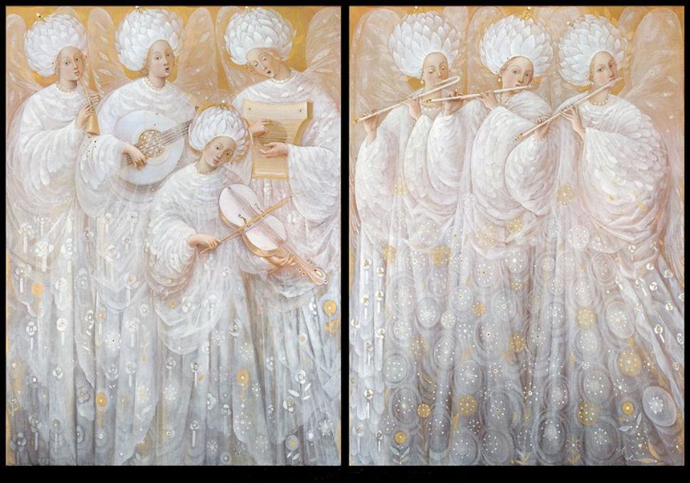 Диптих Белоснежные ангелы.jpg