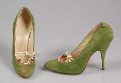 туфли зелёные - 1950-е годы.jpg