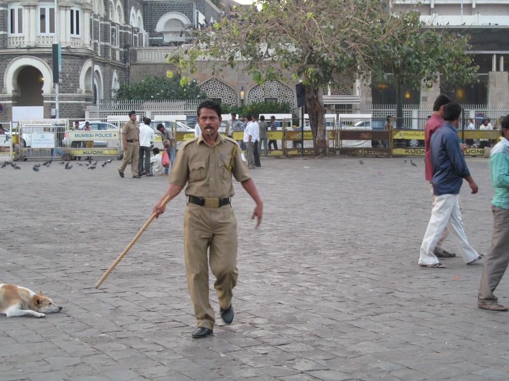 Знакомство С Мумбаем