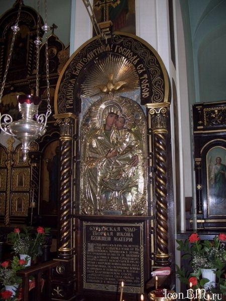 Православная святыня Литвы. Сурдегская икона: filaretuos — LiveJournal