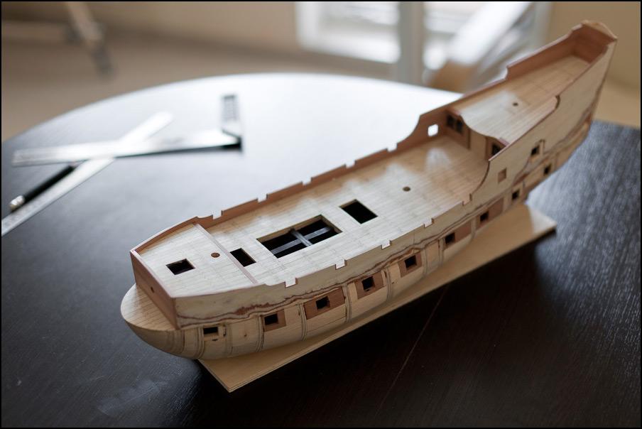 Корабль из дерева своими руками черная жемчужина