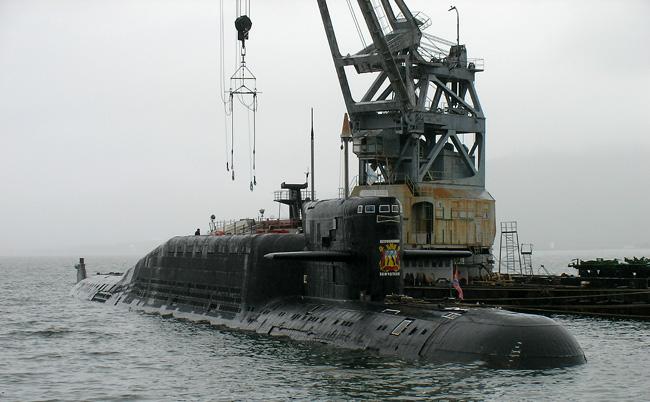25 дивизия атомных подводных лодок стратегического