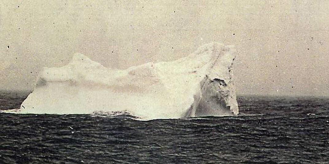 индии фото айсберга с которым столкнулся титаник черного амура