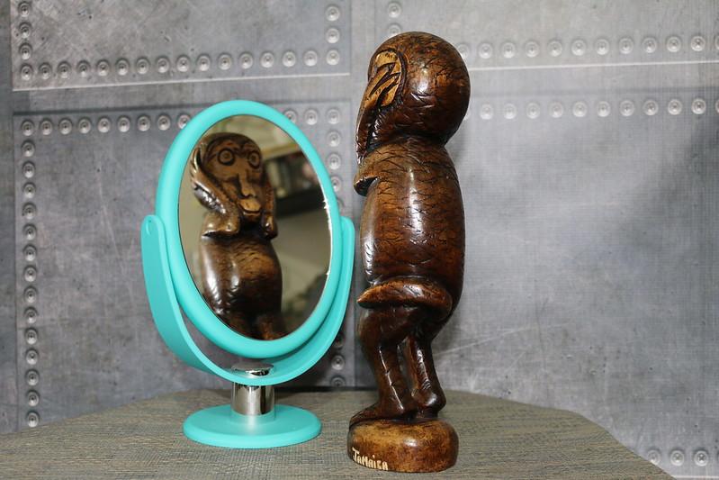 Перед зеркалом