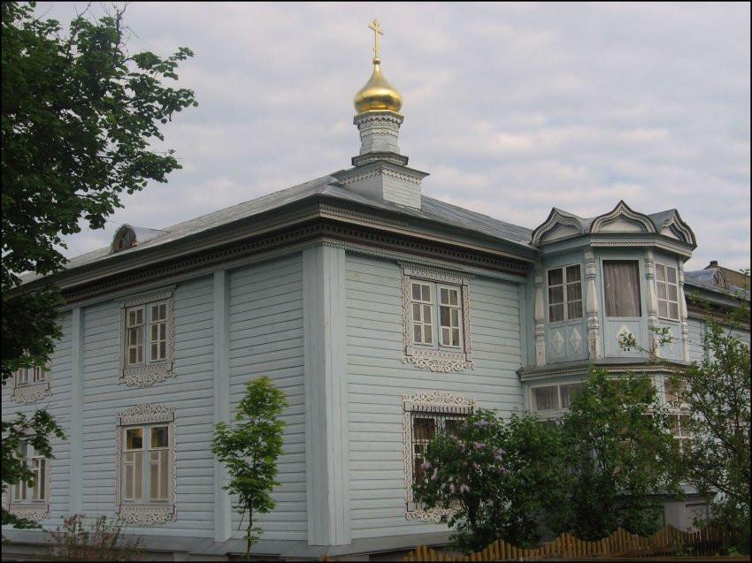 Церковь Марии Магдалины в игуменском корпусе - Дивеево