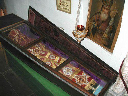Преподобный Феофил Печерский, архиепископ 1
