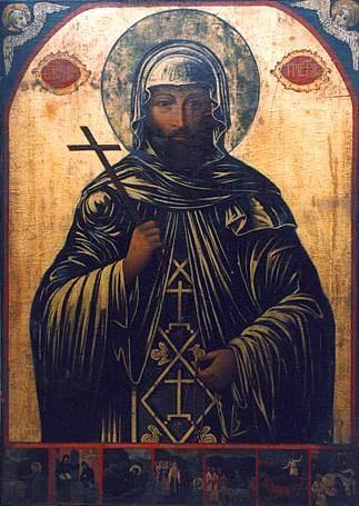 Преподобный Димитрий Басарбовский (Бассарабовский)