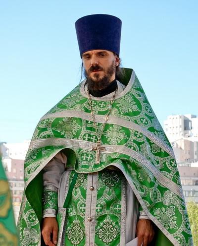 протоиерей Василий Биксей 1