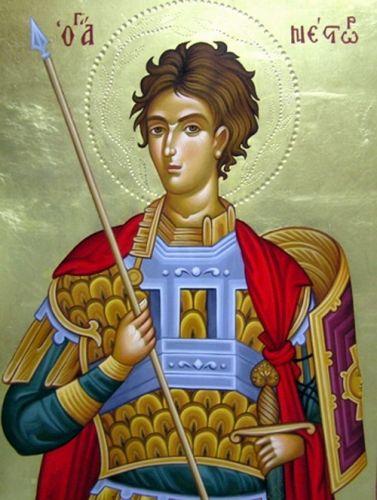 Мученик Нестор Солунский (Фессалоникийский)