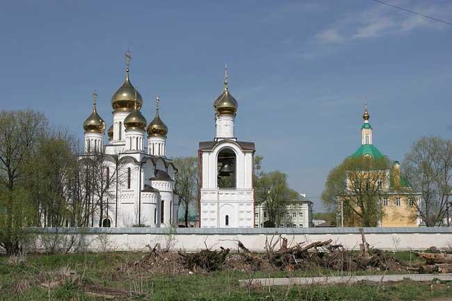 Свято- Никольский женский монастырь, Переславль- Залесский
