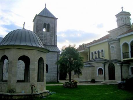 Женский монастырь Ждребаоник, Черногория