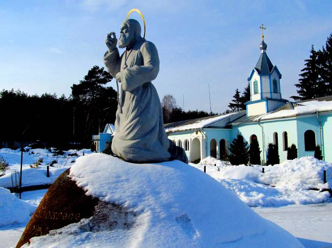 Житомирский Анастасиевский монастырь