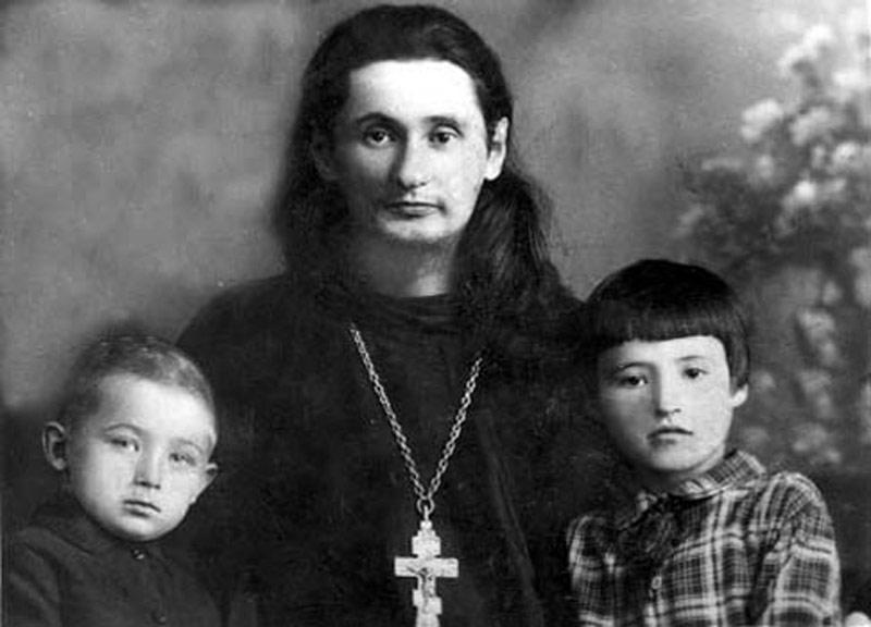 Священномученик Евгений Ивашко, пресвитер