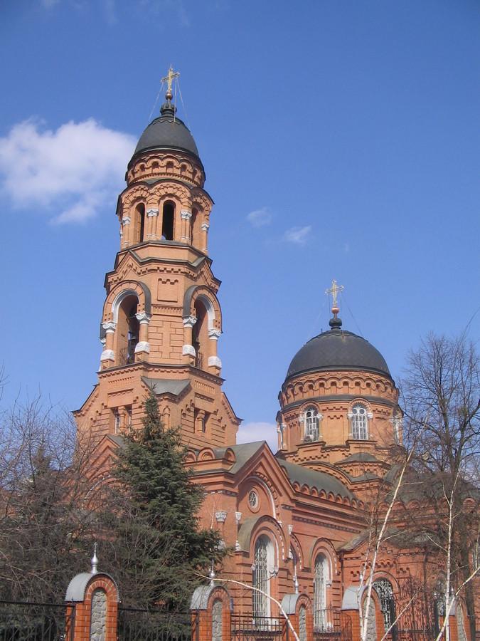 Свято — Озерянский Собор на Холодной горе, Харьков